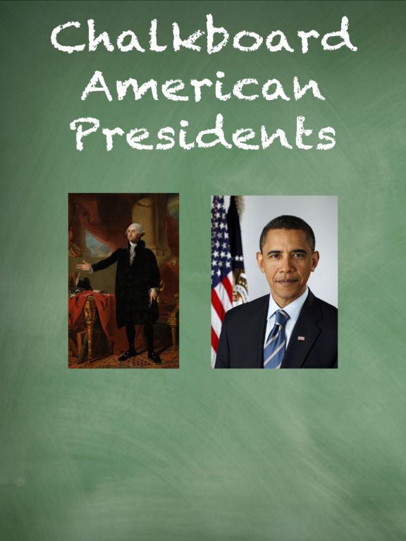 Chalkboard American Presidents Screenshots