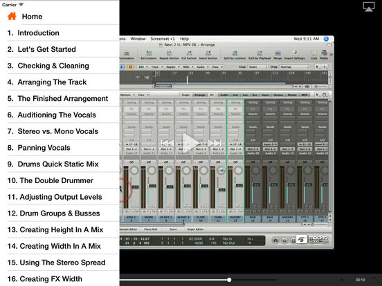 Mixing R&B by David Isaac iPad Screenshot 2