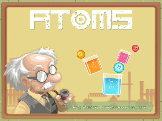 Atoms IX —— A Puzzle of Chemistry Screenshots