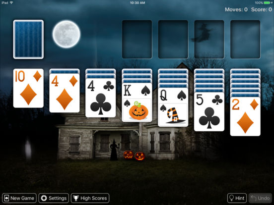 Real Solitaire Free for iPad iPad Screenshot 1