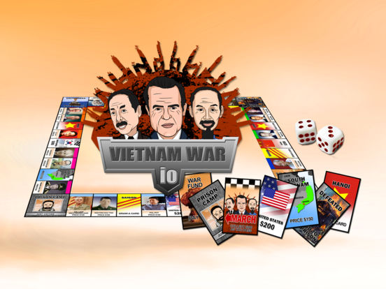 Vietnam War IO (opoly) screenshot 4