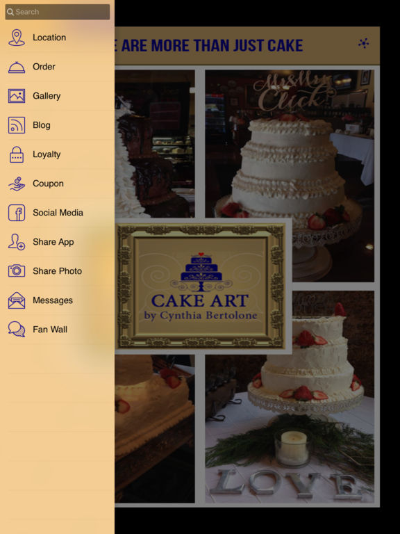 Cake Art By Cynthia Bertolone Pelham Al : App Shopper: Cake Art by Cynthia Bertolone (Business)