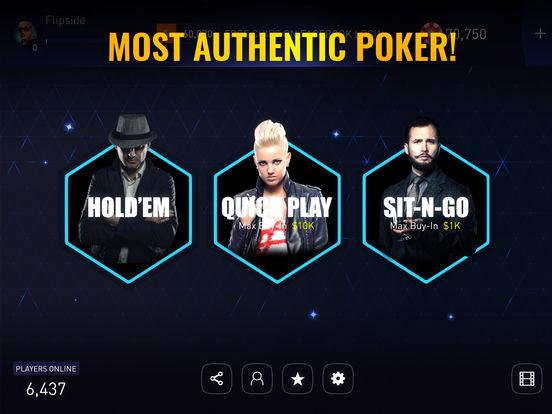 Poker Party - Texas Holdem Gamescreeshot 3