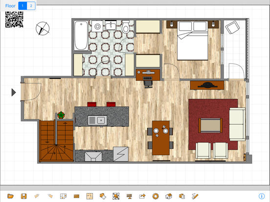 Room arranger on the app store for 3d room planner ipad