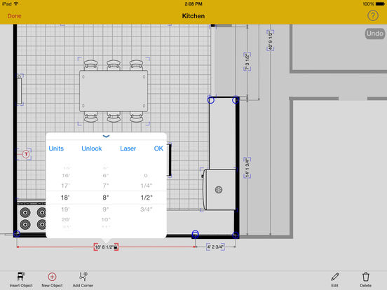 App shopper stanley floor plan productivity Floor design app