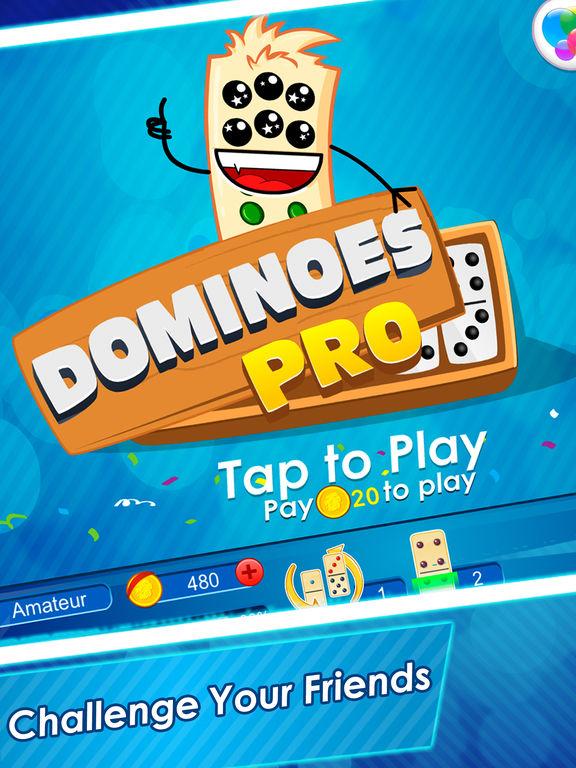 Dominoes Pro screenshot