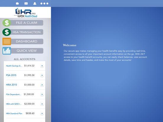 AdminPro iPad Screenshot 1