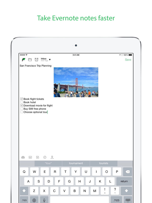 download fastever 2 quick memo app for evernote app for ios