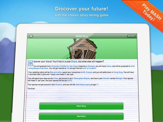MASH Lite iPad Screenshot 3