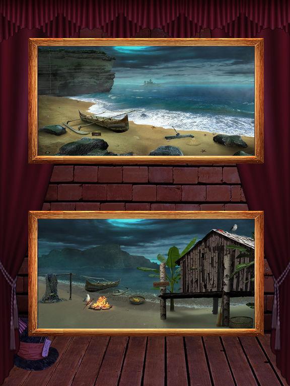 No One Escape 3 - Adventure Mystery Rooms Game на iPad