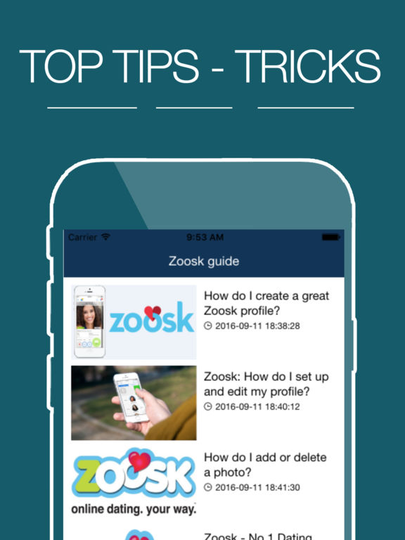 zoosk app escort homoseksuell guide