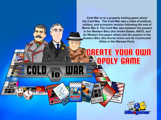 Cold War IO (opoly) screenshot 3