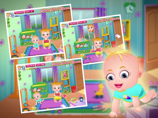 Скачать игру Baby Hazel Sibling Care