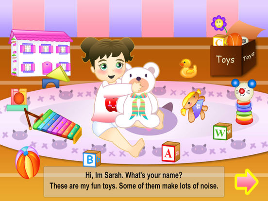 The Potty Book iPad Screenshot 1