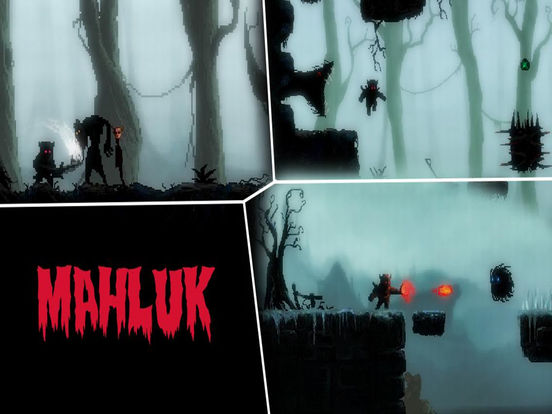 Mahluk: Dark demon Screenshots