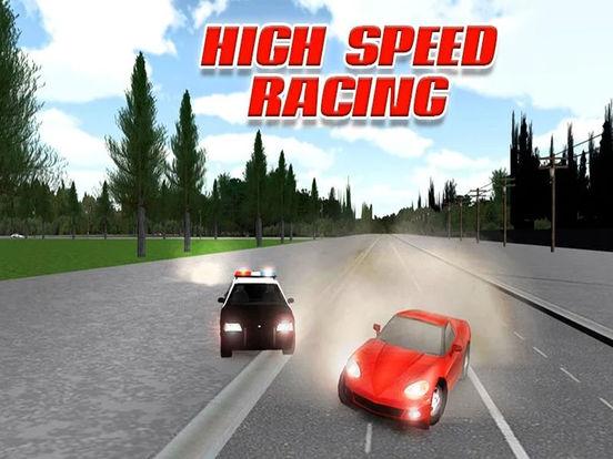 Скачать Полицейские Грабители Furious Racing - Уголовное C