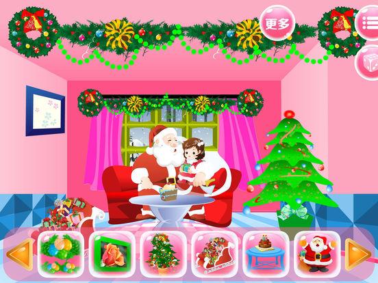 App Shopper Room Decor Santa Christmas Girl Games Games