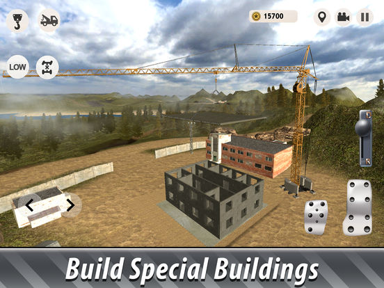 Offroad Construction Trucks Full screenshot 6