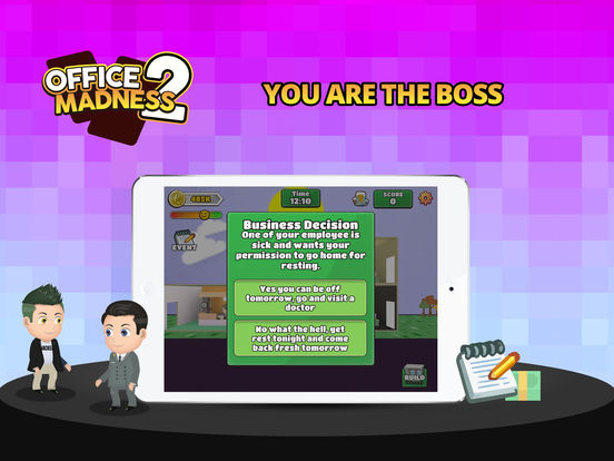 Office Madness 2: Corporation screenshot 8