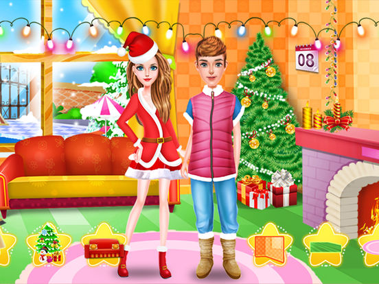 App Shopper: Supermarket Noel Fashion (Games)