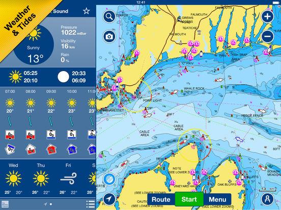 Marine: Oceania HD iPad Screenshot 4