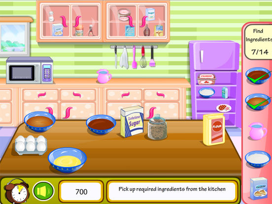 App Shopper Cooking Cake Dash Kitchen Girl Games For Kids Games