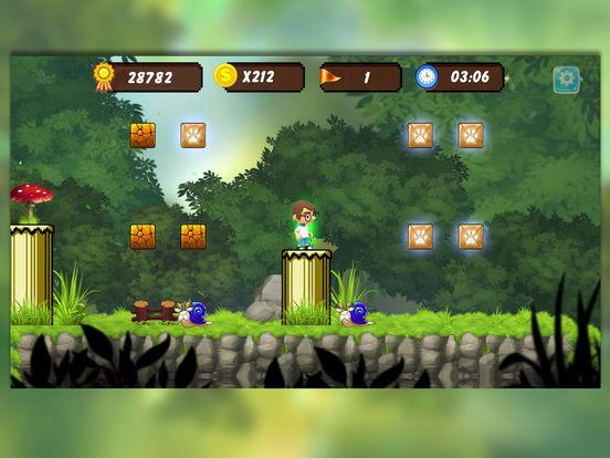 Jungle Boy : Super Platform World screenshot 5