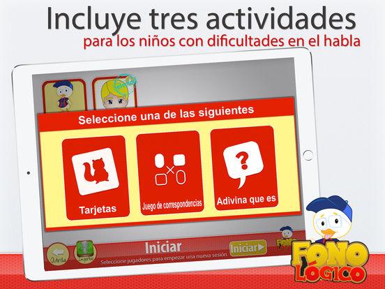 Smarty Speech - Spanish iPad Screenshot 2