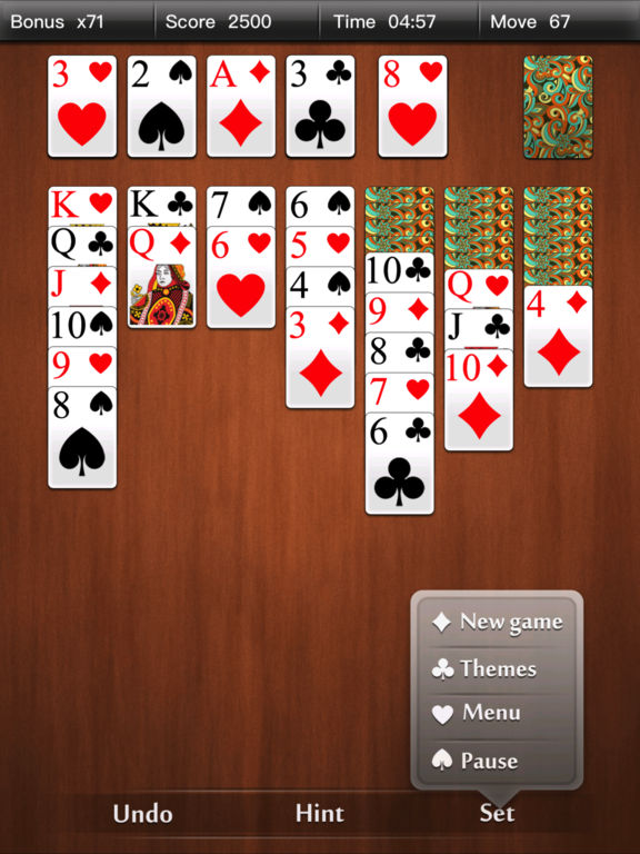 PlaySolitaire Plus 2017 screenshot 6