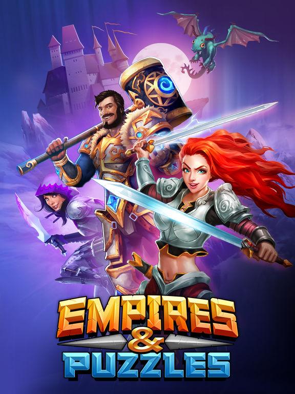 Empires & Puzzles: RPG Questscreeshot 5