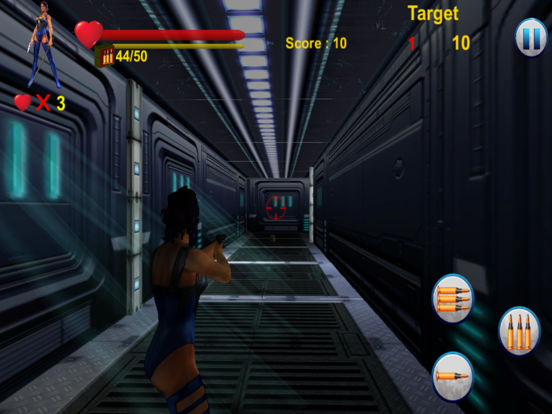 Zombie shooter vic screenshot 3