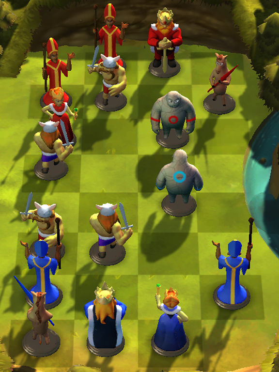 App Shopper: Battle Kings: Live Free Chess (Games)
