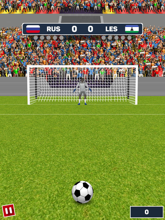 Dream Penalty World Tours 2017: Russia Скриншоты8