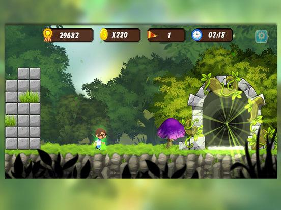 Jungle Boy : Super Platform World screenshot 7