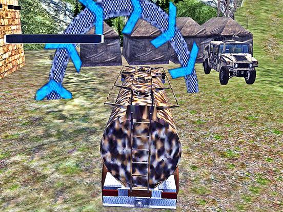 Army Transport Truck Simulation Pro screenshot 8