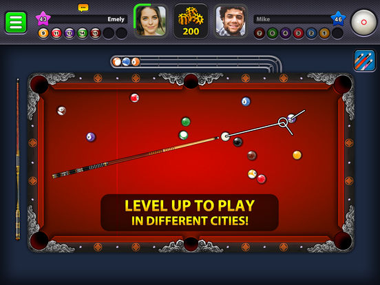 Screenshot #5 for 8 Ball Pool™