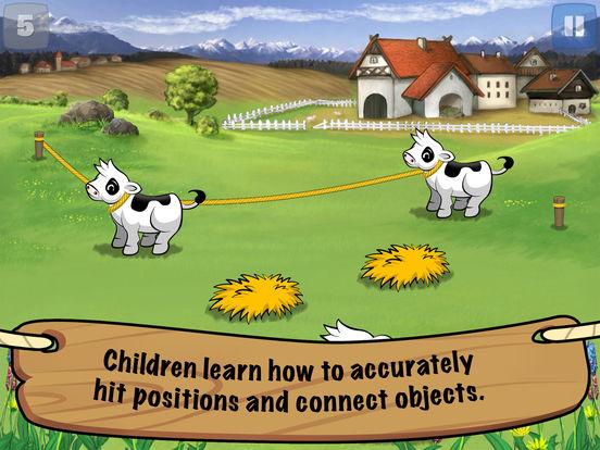Lasso Kid в беде! на iPad