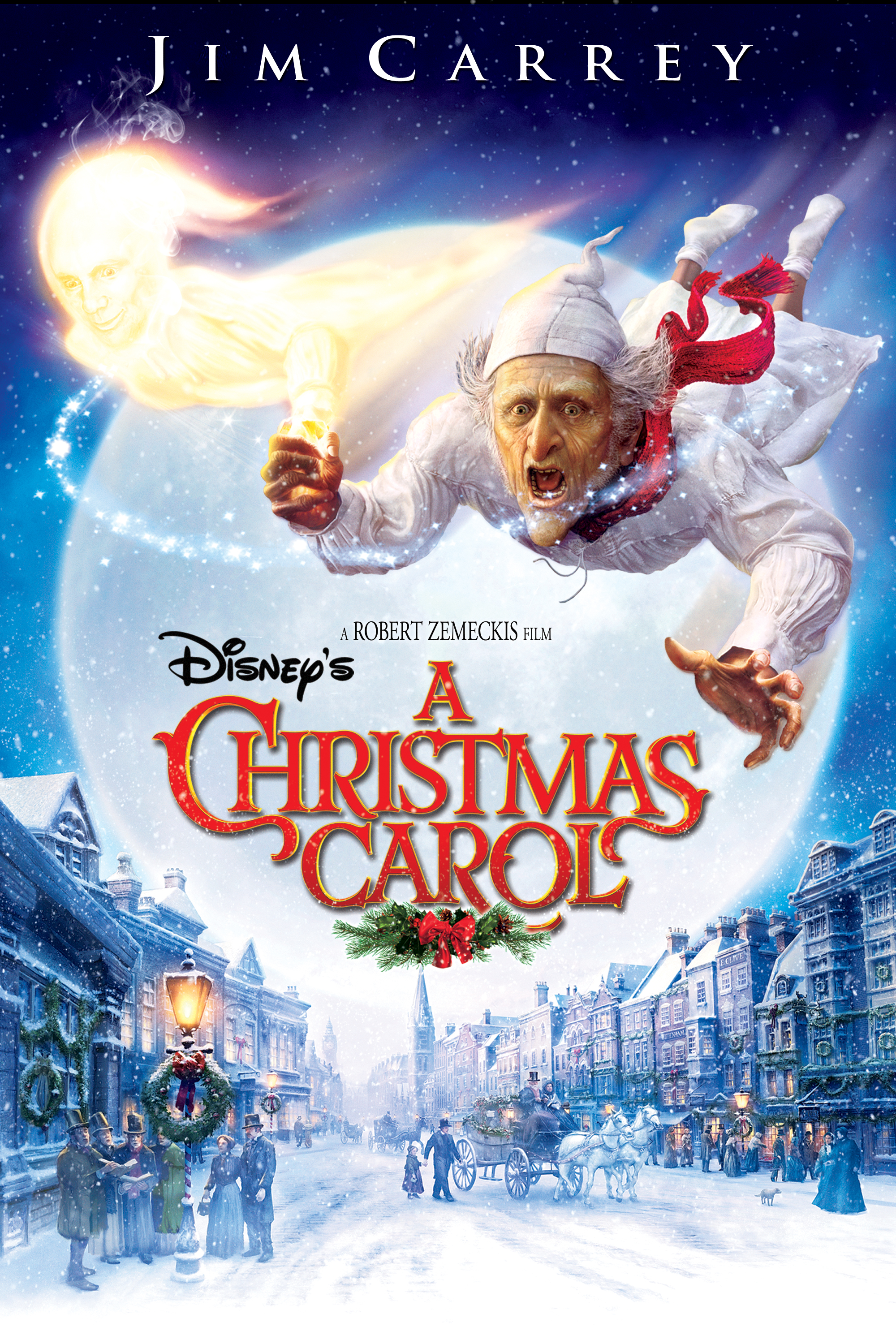 Itunes movies a christmas carol