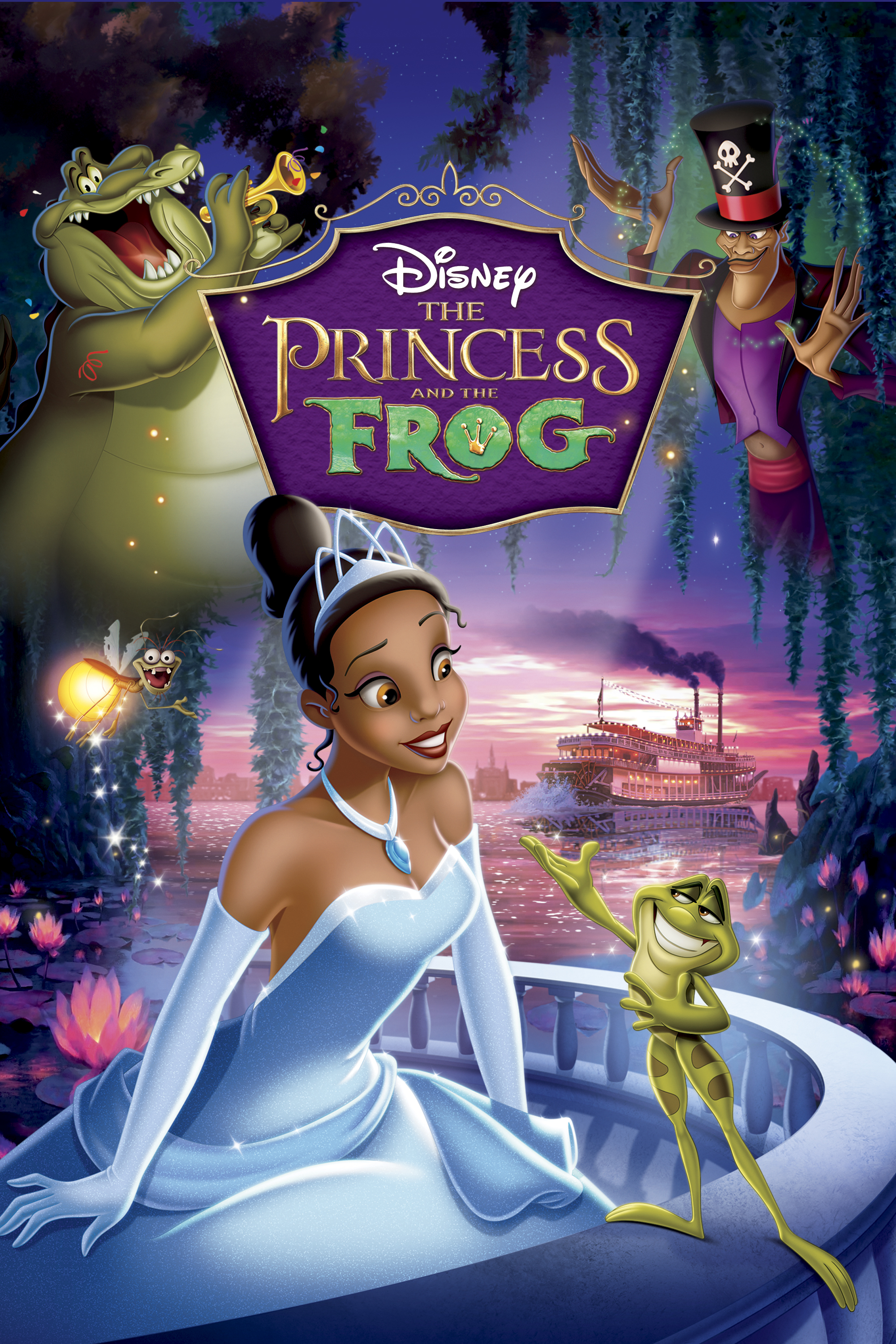 Itunes Movies The Princess And The Frog The Princess And The Frog