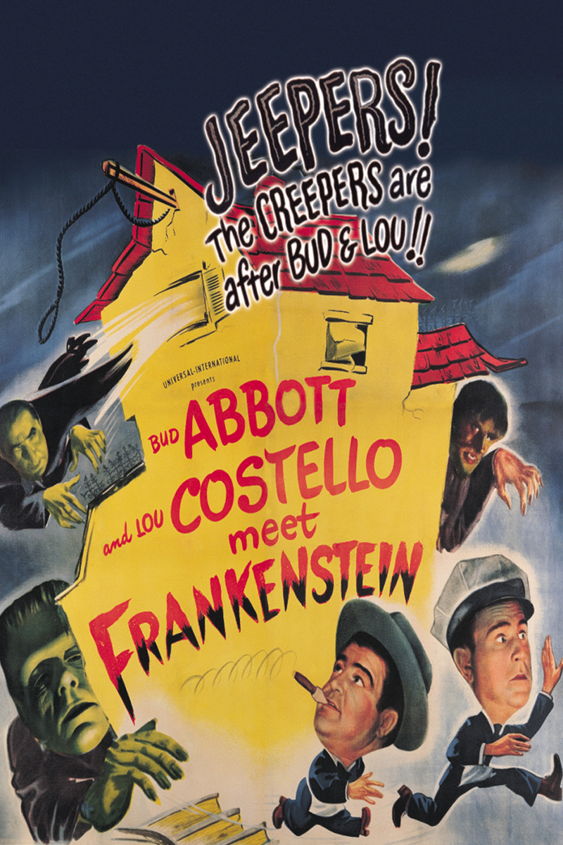 itunes movies abbott and costello meet frankenstein