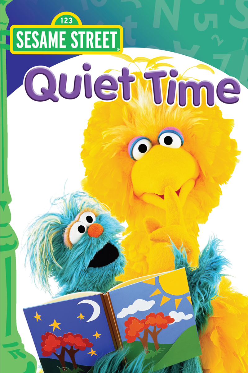sesame street vhs quiet time pictures to pin on pinterest