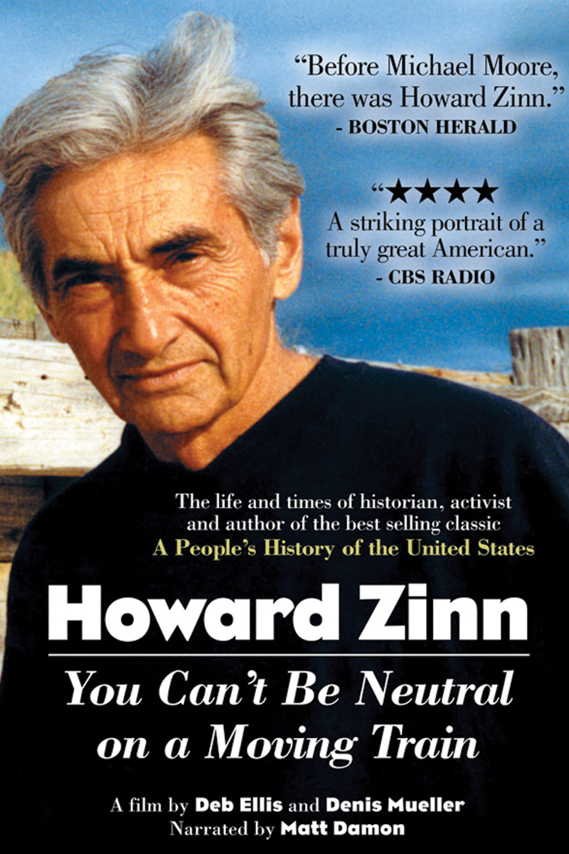 racism and segregation in you cant be neutral on a moving train a book by howard zinn This commemorative edition of howard zinn: you can't be neutral on a moving train features over an hour of new bonus materials, including speeches, college.