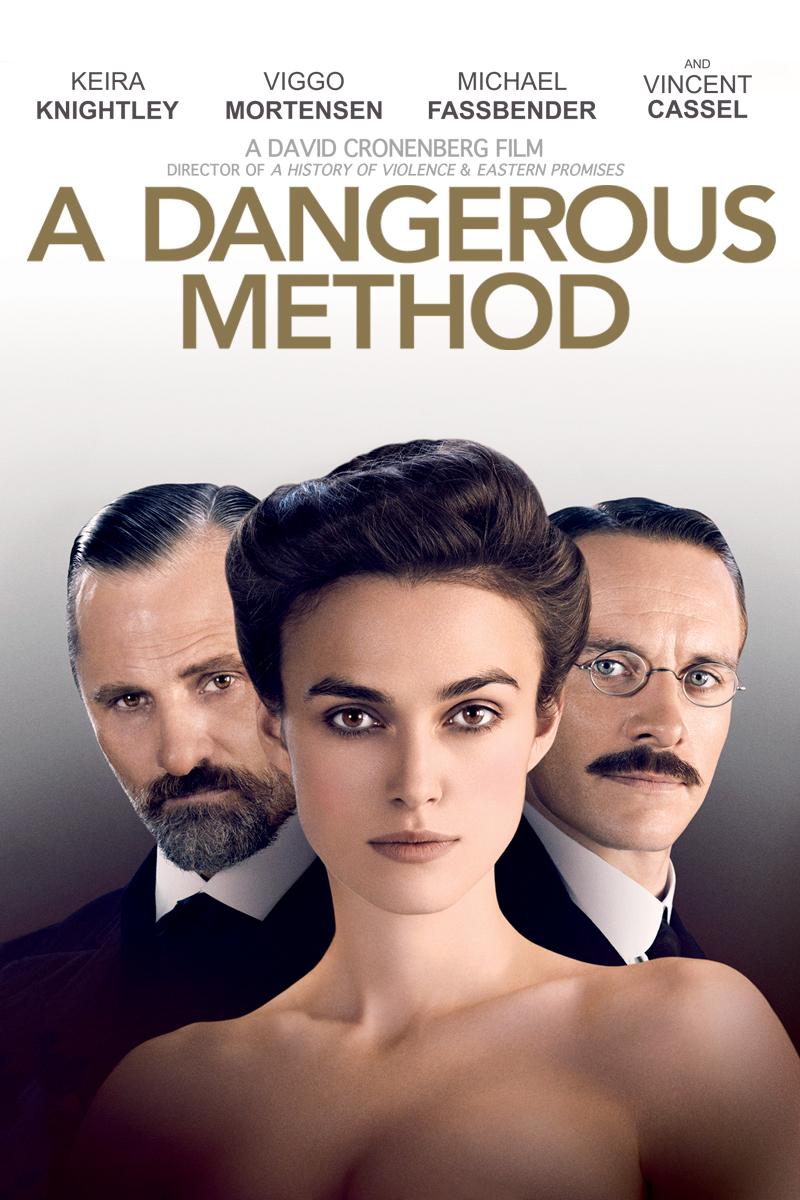 A Dangerous Method Poster  A Dangerous Method Poster