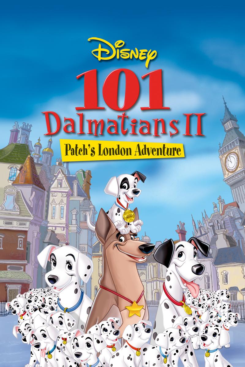 101 dalmatians 2 patchs london adventure 2003 vhs