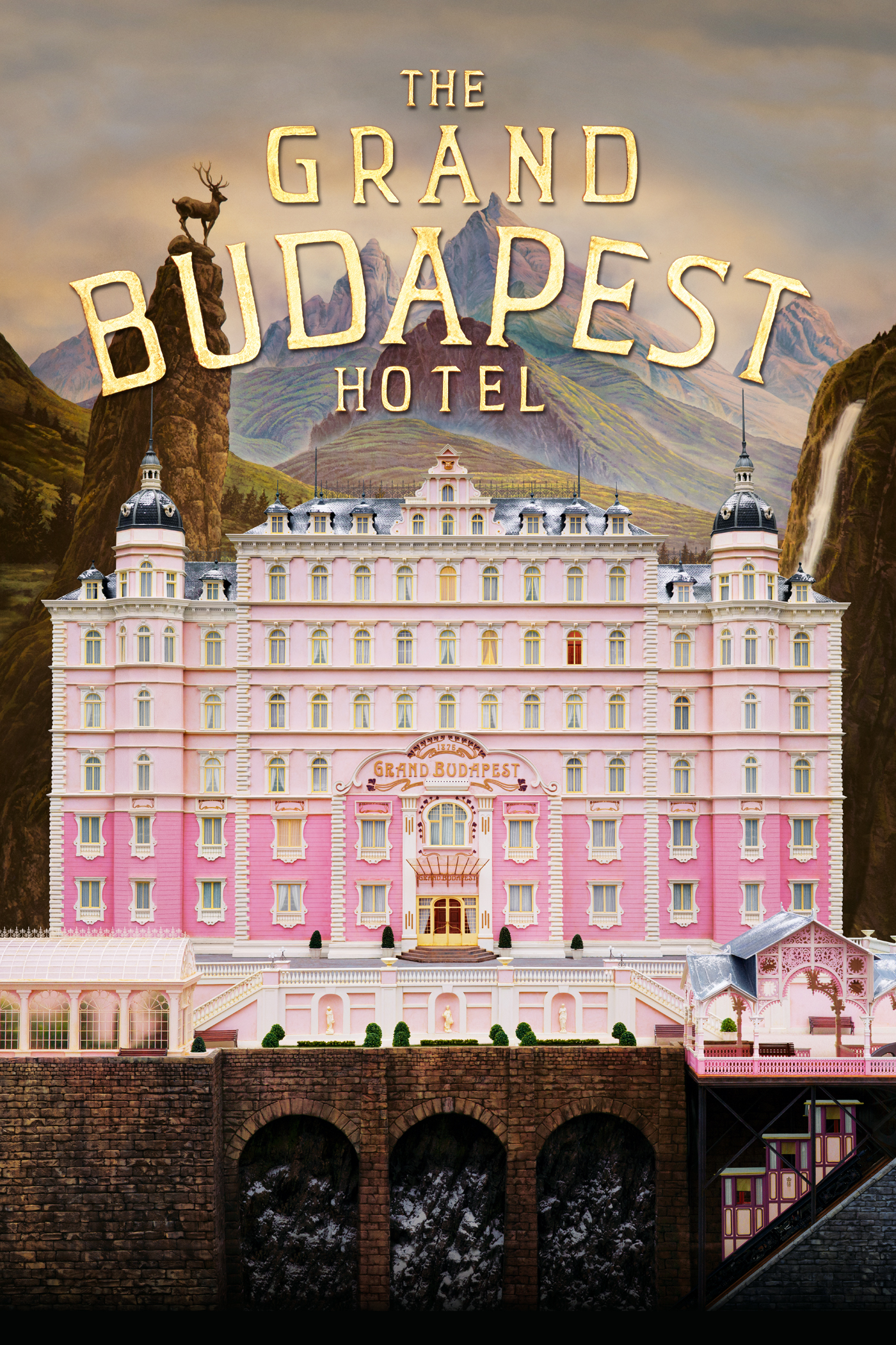 iTunes - Movies - The Grand Budapest Hotel