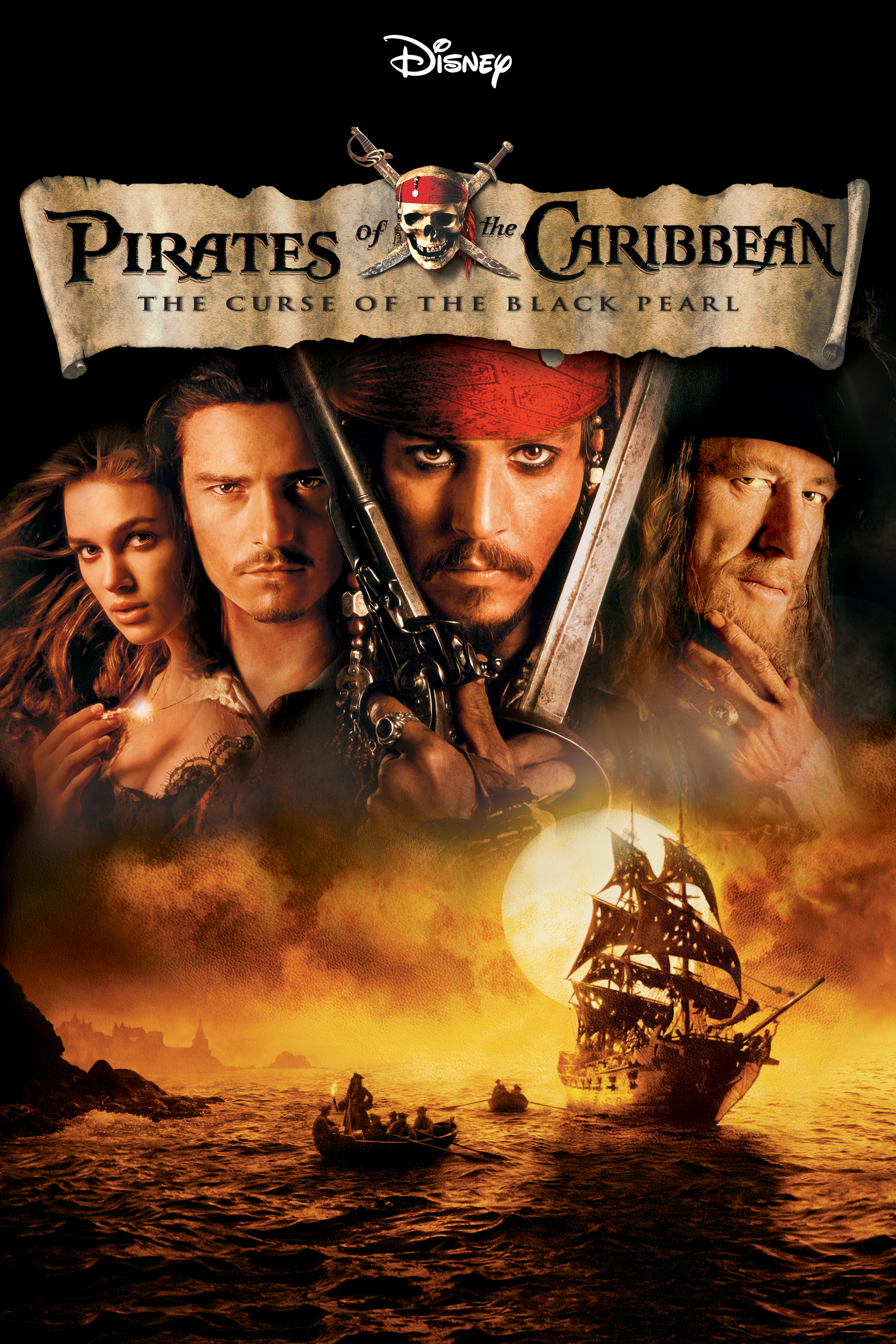 itunes movies pirates of the caribbean the curse of
