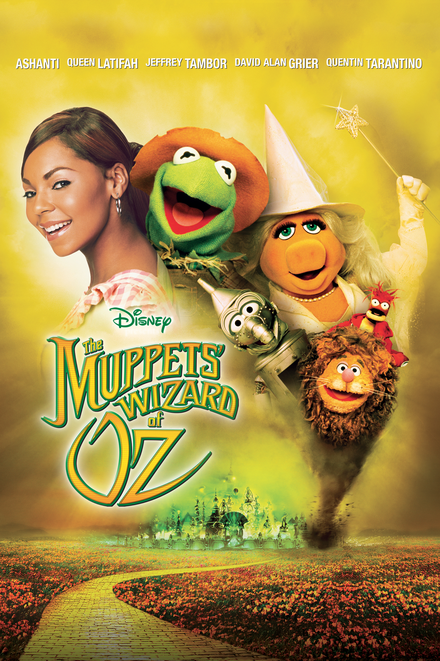 iTunes - Movies - The Muppets' Wizard of Oz