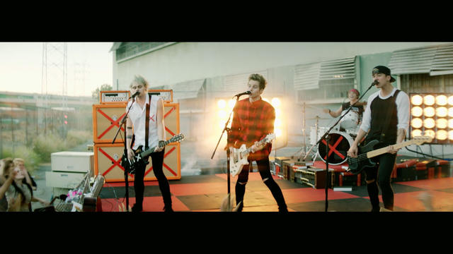 5 Seconds of Summer – Good Girls – Music Video [iTunes Plus AAC M4V] (2014)
