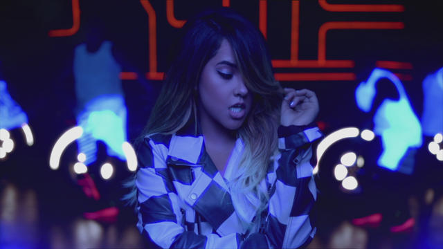 Becky G – Break a Sweat – Music Video [iTunes Plus AAC M4V] (2015)