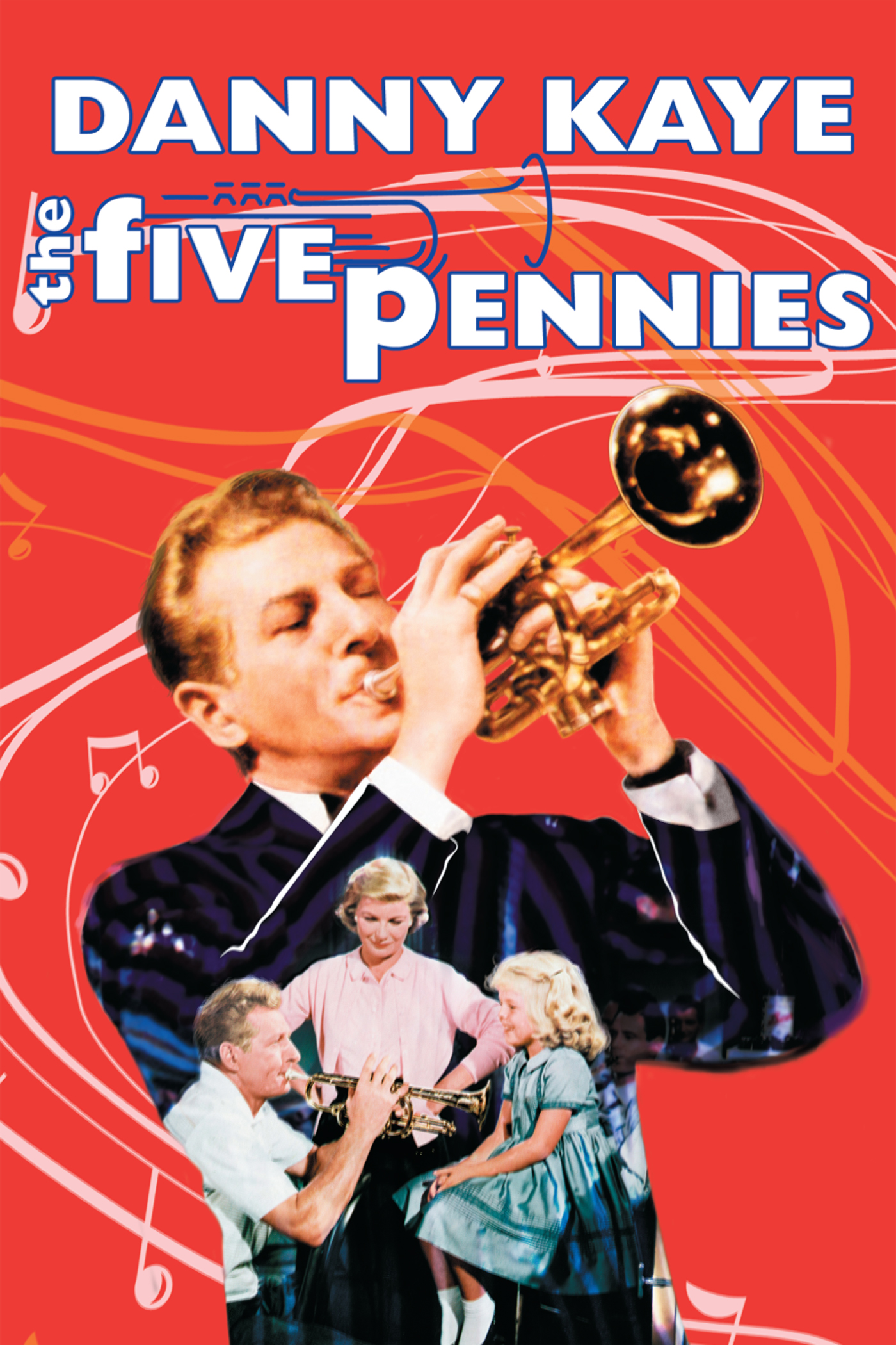 Danny Kaye & Louis Armstrong - The Five Pennies